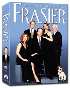 Frasier - The Complete Fourth Season (DVD)