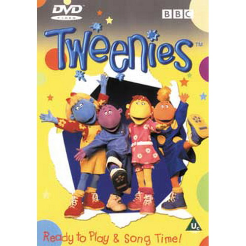 Tweenies - Ready To Play/Songtime (DVD)