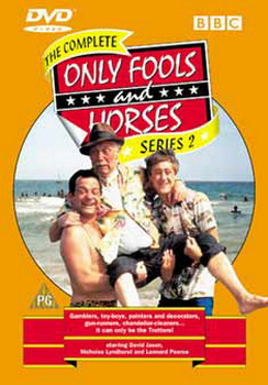 Only Fools And Horses - The Complete Series 2 (DVD)