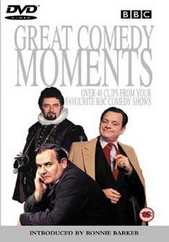 Bbcs Great Comedy Moments (DVD)