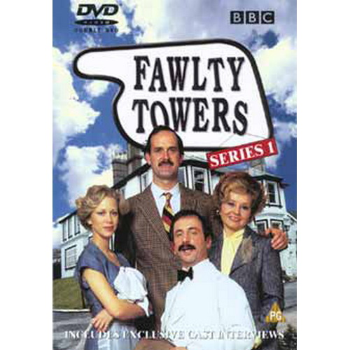Fawlty Towers - Series 1 (DVD)