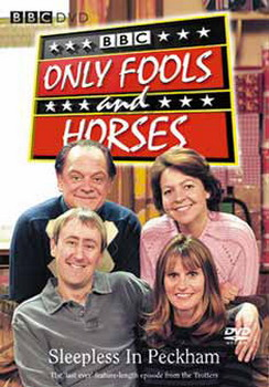 Only Fools And Horses - Sleepless In Peckham (DVD)