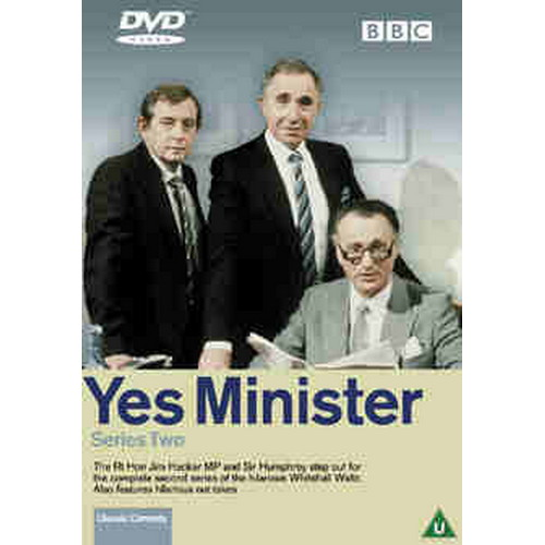 Yes Minister - Series 2 (DVD)