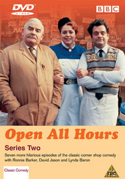 Open All Hours - Series 2 (DVD)