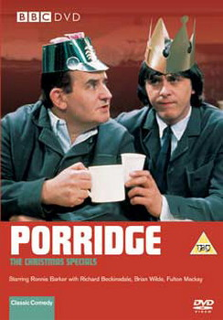 Porridge - The Christmas Specials (DVD)