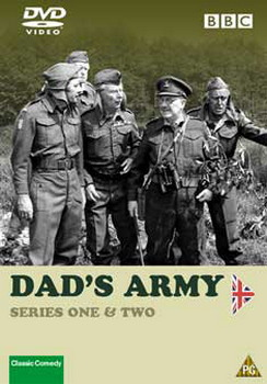 Dads Army - The Complete First Series Plus The Lost Episodes Of Series Two (DVD)