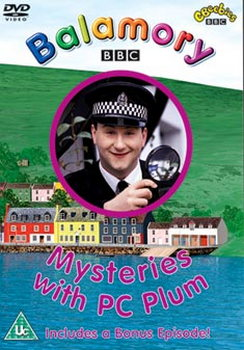 Balamory - Mysteries With P.C. Plum (DVD)