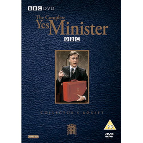 The Complete Yes Minister - Collector'S Boxset (DVD)