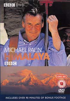 Himalaya With Michael Palin (DVD)
