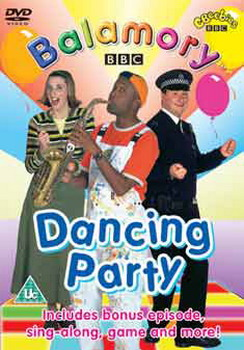 Balamory - Dancing Party (DVD)