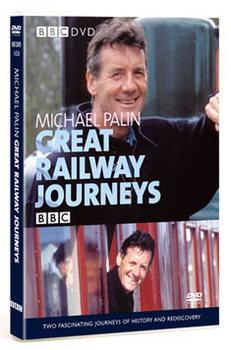 Michael Palins Great Railway Journeys (DVD)