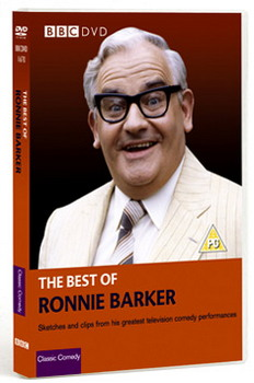 Ronnie Barker - The Best Of Ronnie Barker (DVD)