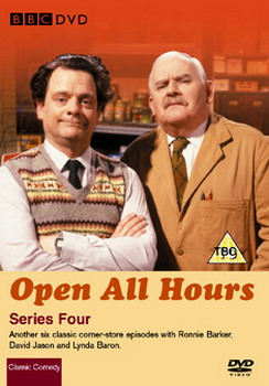 Open All Hours: The Complete Series 4 (1985) (DVD)