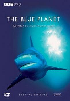 Blue Planet (Special Edition) (Box Set) (Four Discs) (DVD)