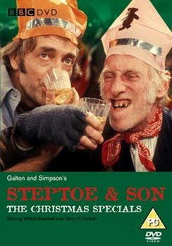 Steptoe And Son - The Christmas Specials (DVD)