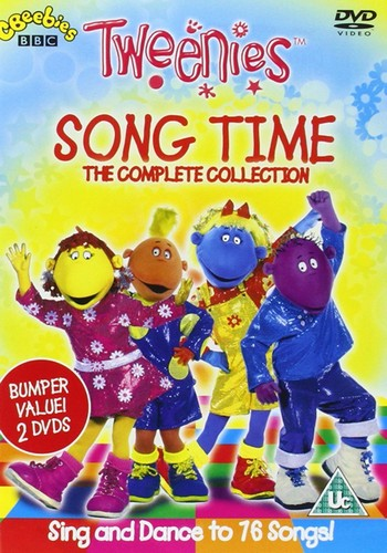 Tweenies Song Time: The Complete Collection (DVD)