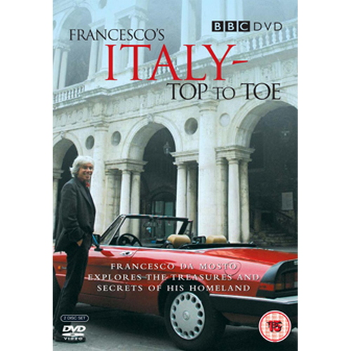 Francescos Italy - Top To Toe (DVD)