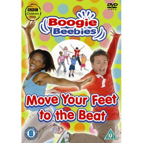 Boogie Beebies - Move Your Feet To The Beat (DVD)
