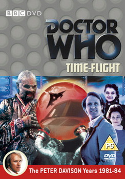 Doctor Who: Time Flight / Arc Of Infinity (1982) (DVD)