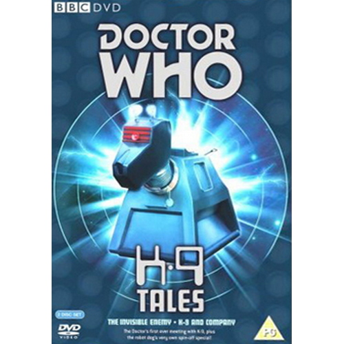 Doctor Who - K9 Tales: Invisible Enemy / K9 And Co. (1981) (DVD)