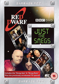 Red Dwarf - Just The Smegs (DVD)