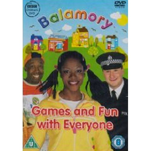 Blamaroy - Games And Fun For Everyone (DVD)