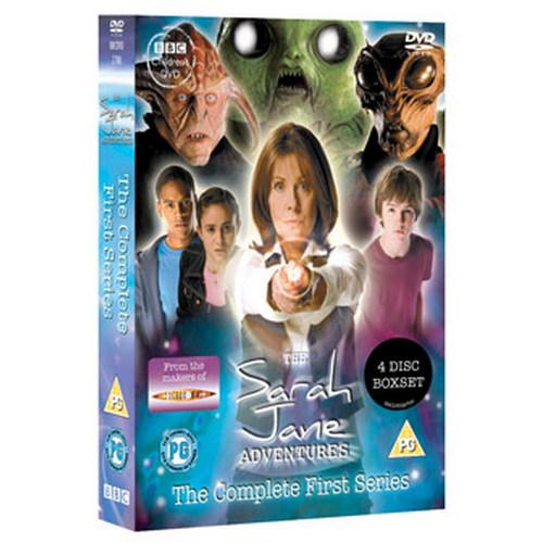 Sarah Jane Adventures - Series 1 (DVD)