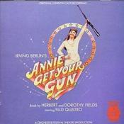 Original Cast Recording - Annie Get Your Gun (Music CD)