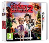 Cloudy with a Chance of Meatballs 2 (Nintendo 3DS)