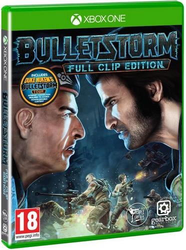 Bulletstorm: Full Clip Edition (Xbox One)