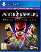 Power Rangers: Battle for the Grid Collectors Edition (PS4)