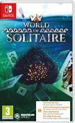 World of Solitaire [Code in a Box] (Nintendo Switch)