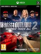 Street Outlaws 2: Winner Takes All (Xbox Series X / One)