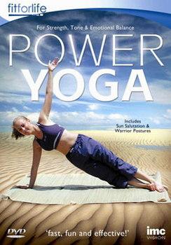 Power Yoga-Susan Fulton (DVD)