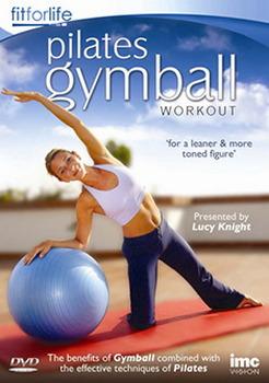 Pilates Gymball Workout (DVD)