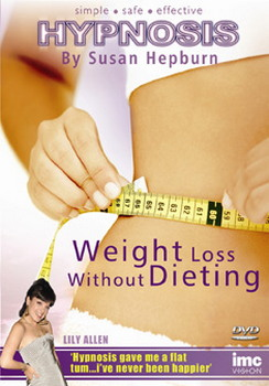 Hypnosis - Weight Loss Without Dieting (DVD)