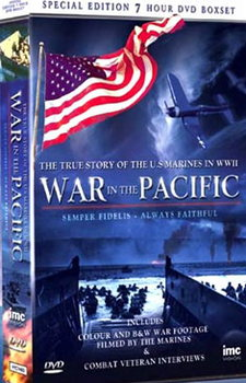 War In The Pacific - The True Story Of The Us Marines In Wwii - Semper Fidelis (DVD)