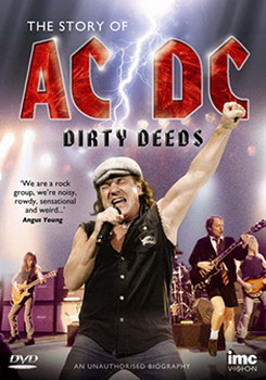 The Story Of Ac/Dc - Dirty Deeds (DVD)
