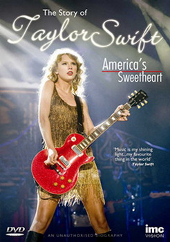 Taylor Swift - Americas Sweetheart - The Story Of (DVD)
