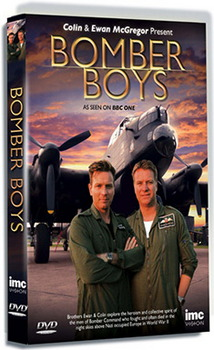 Bomber Boys - Ewan Mcgregor - As Seen On Bbc1 (DVD)