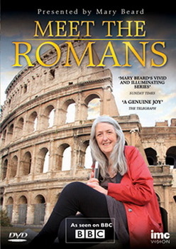 Meet The Romans Presented By Mary Beard As Seen On Bbc2 (DVD)