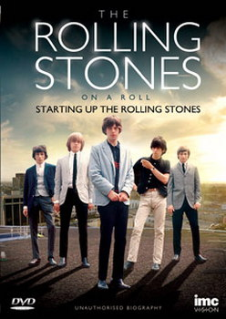 The Rolling Stones - On A Roll - Starting Up The Rolling Stones (DVD)