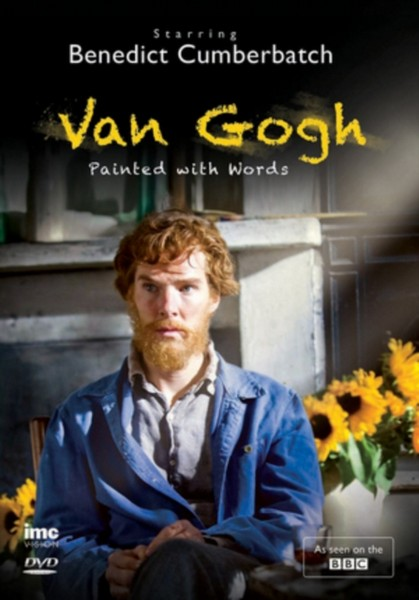 Van Gogh Painted With Words - Benedict Cumberbatch (DVD)
