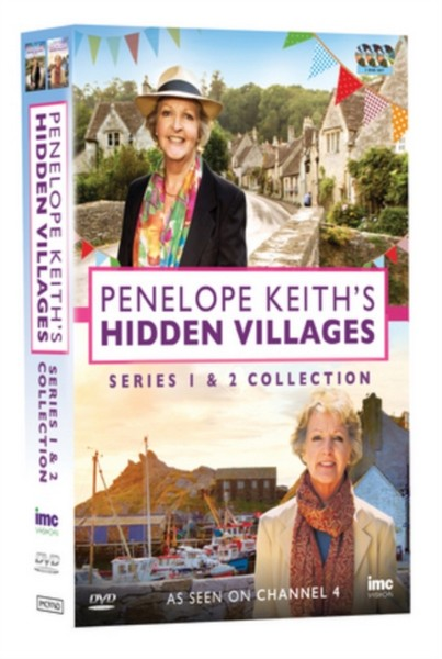 Penelope Keiths Hidden Villages Series 1 & 2 Box Set - As Seen on Channel 4