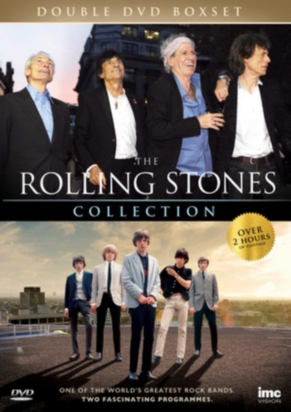 The Rolling Stones Collection ( Double DVD )