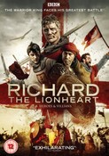 Richard The Lionheart - Historical drama starring Steven Waddington. (DVD)