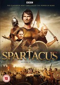Spartacus - Historical drama starring Anthony Flanagan. [DVD]