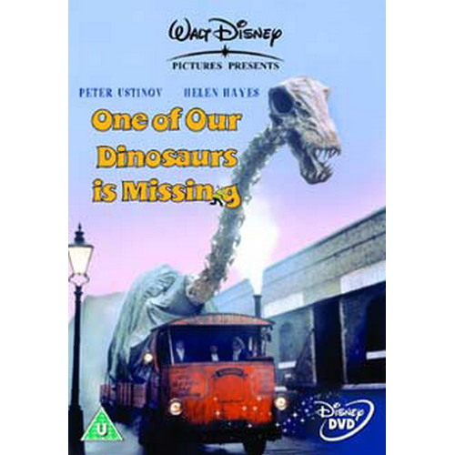 One Of Our Dinosaurs Is Missing (DVD)
