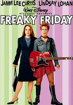 Freaky Friday (2003) (DVD)