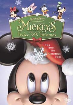 Walt Disney - Mickeys Twice Upon A Christmas (Animated) (Mickey Mouse) (DVD)